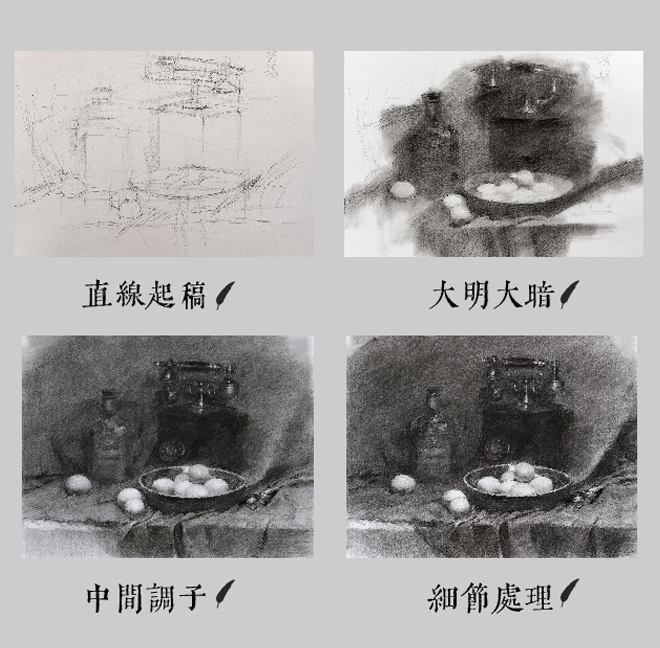 art of drawing still life episode1 Yimaukun page02